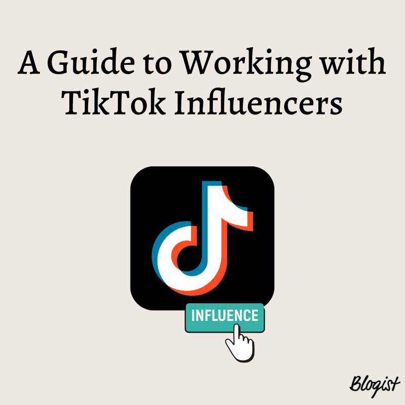 Art for post A Guide to Working with TikTok Influencers