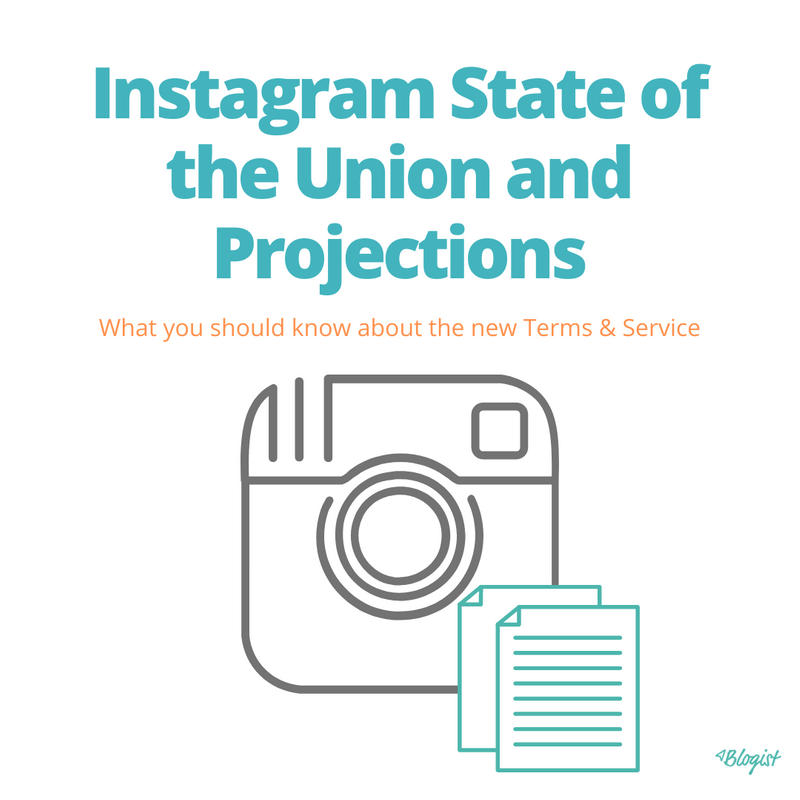 Art for post Instagram State of the Union and Projections