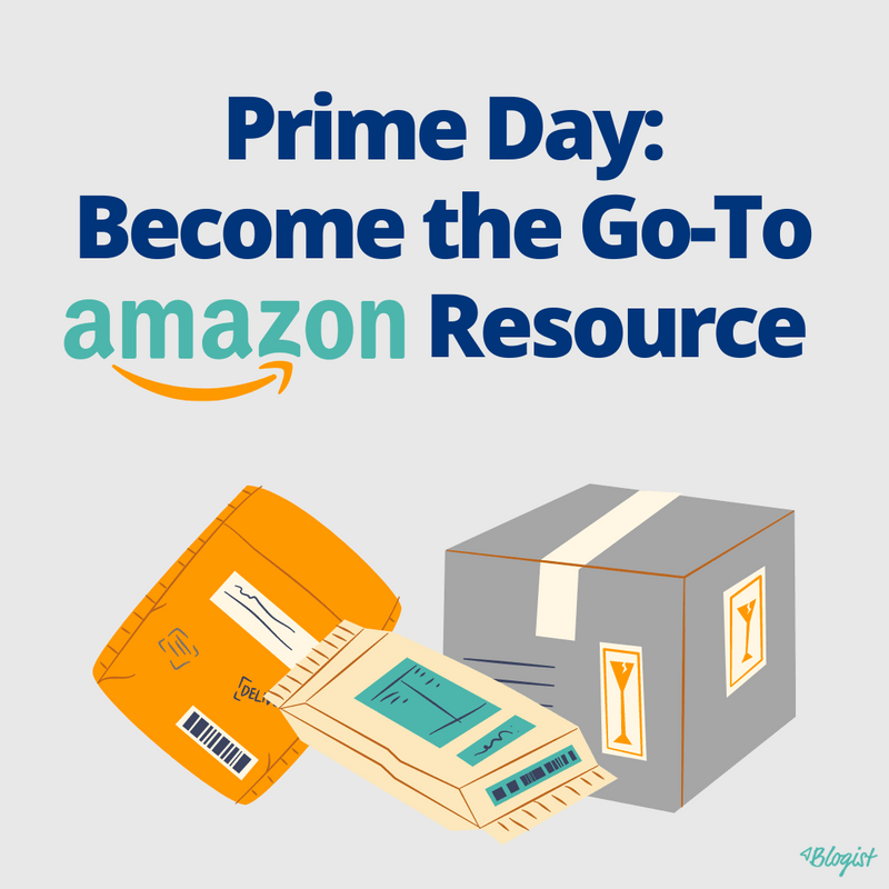 Art for post Prime Day: Become the Go-To Amazon Resource