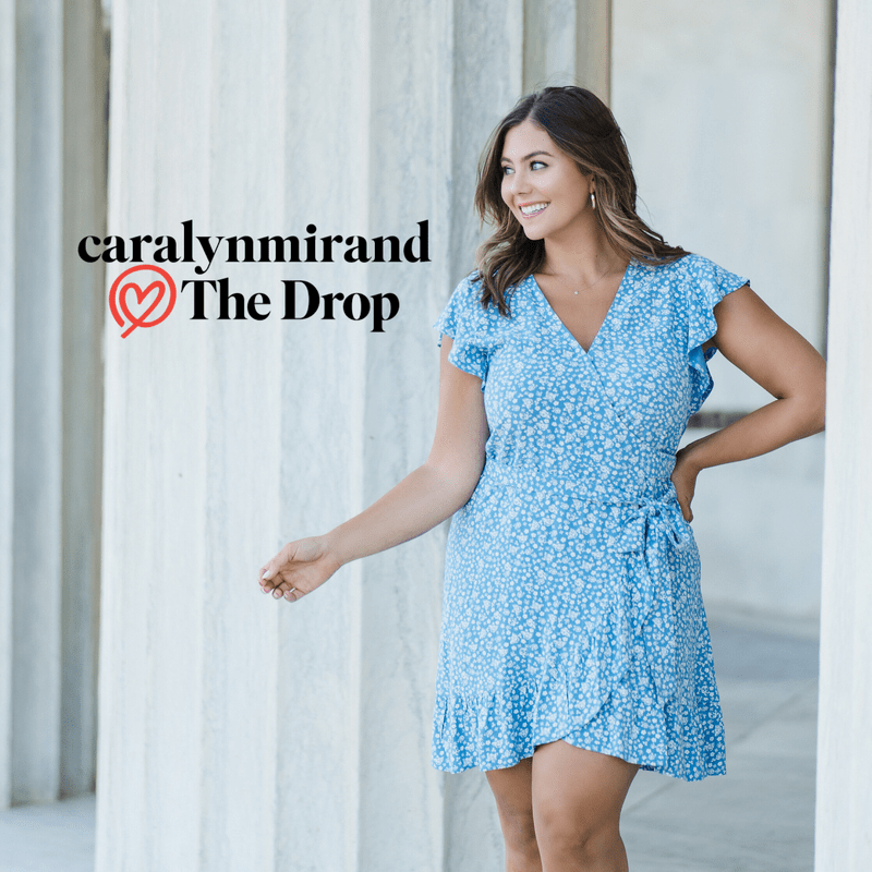 Art for post Influencer Launch: Amazon the Drop × Caralyn Mirand