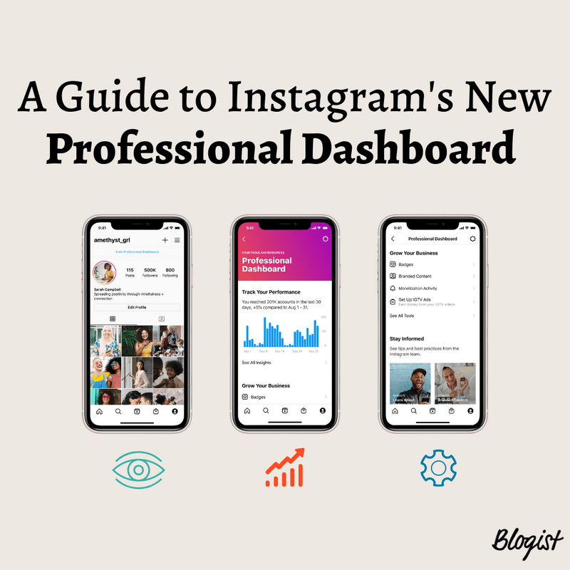 Art for post A Guide to Instagram's New Professional Dashboard